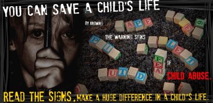 Child abuse ad