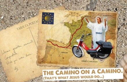 Jesus on the Camino
