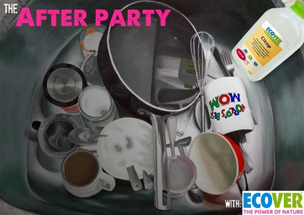 Ecover afterparty